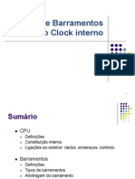 Barra Mentos Clock Inter No