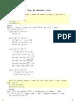 detyra  për  ekuacionet  e  vijave