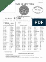 Senate budget resolution