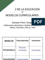 6.2. Teoría y Teorías de la educación