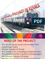 MEMU Project in Kerala overview ppt