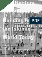 _Aga Khan Awards 2004 - Building in the Islamic World