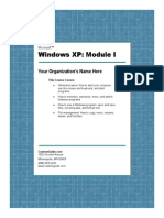 Windows Xp Tutorials