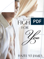 James, Hazel St - [Redemption 1] - Fighting for You (2013, Cate Publishing)
