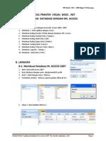 Modul Praktek Visual Basic Net Database