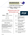 3.19.2014--Crime Prevention Agenda
