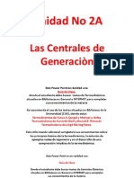 Centrales de generaciòn 2A