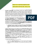 Narrativa+Hispanoamericana+de+La+Segunda+Mitad+Del+Xx