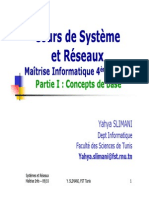 Systemes Reseaux I4 0910 P1