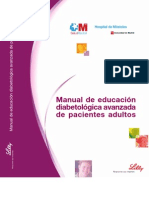 Manual Avanzado Diabetes - Ministerio de Sanidad