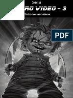 Revista Oscuro Video Nº 03 (Muñecos Asesinos)
