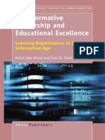 1201 Transformative Leadership and Educational Excellence