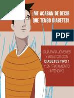 !Me Acaban de Decir Que Tengo Diabetes! - Ministerio de Sanidad