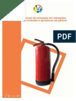 Manual de actuação em situações de incêndio e geradoras de pânico (manual3)