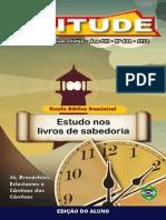 Provérbios e Jo_Lições ATITUDE ALUNO 1T12