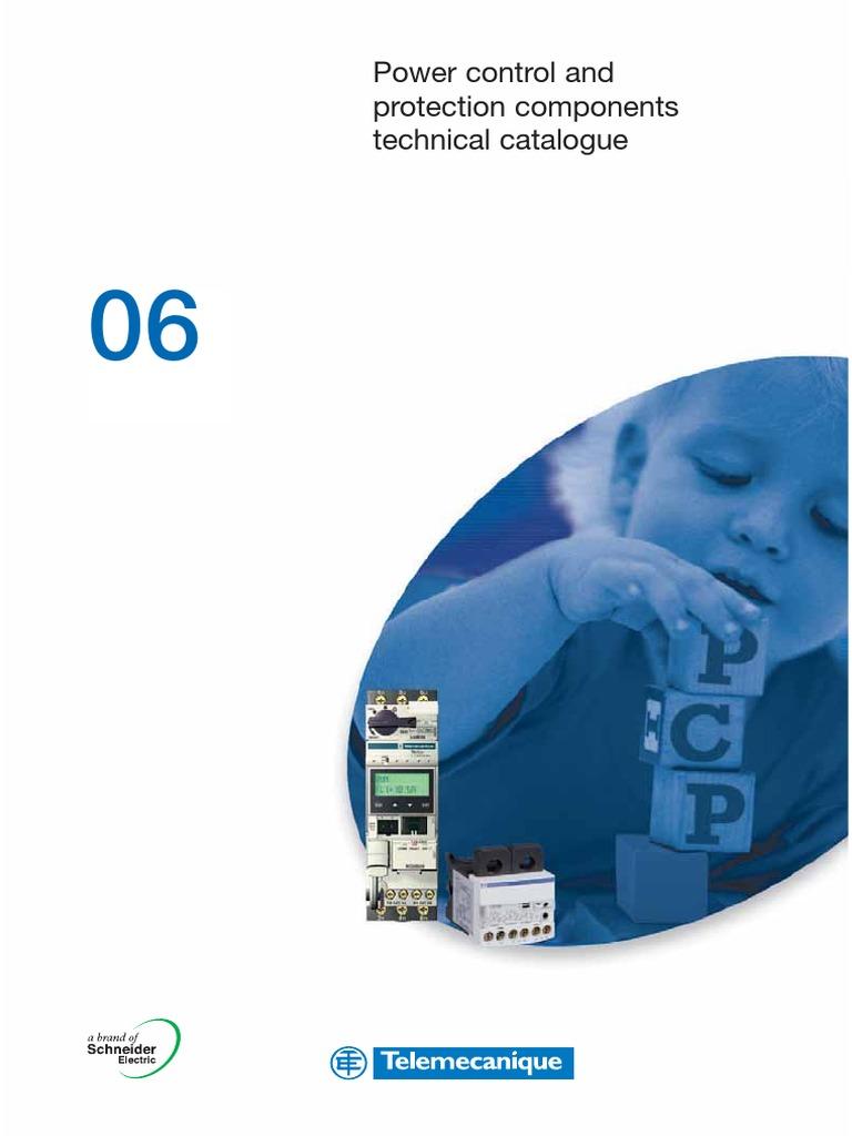 Telemecanique Power Control & Protection Components Technical ...