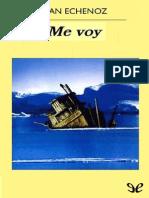 Me voy - Jean Echenoz.pdf
