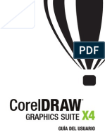 Manual Corel Draw x4