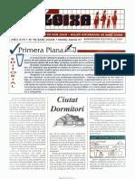 LLOIXA. Número 92, marzo-mayo/març-maig, 1997. Butlletí Informatiu de Sant Joan. Boletín informativo de Sant Joan.  Autor