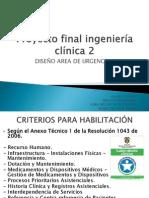 Proyecto final ingeniería clínica 2 presentacion