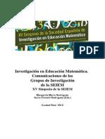 ENSEÑANZA DE LA MATEMATICA EN EDUCACION INICIAL