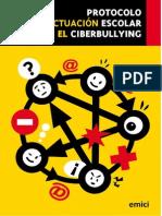 158805342 Protocolo de Actuacion Escolar Ante El Ciberbullying