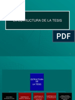 ESTRUCTURA DEFINITIVA