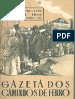 Gazeta Caminhos de Ferro nº 1849