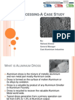 Aluminium Dross - A Case Study-Final