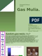 presentasi Gas Mulia