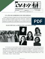 LLOIXA. Número 96, marzo/març, 1998. Butlletí Informatiu de Sant Joan. Boletín informativo de Sant Joan.  Autor