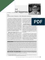 Entrevista a Vappereau