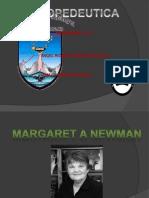 Margaret a Newman