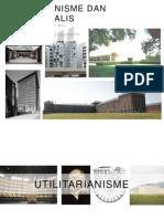 Utilitarianisme Dan Strukturalis (Revisi)