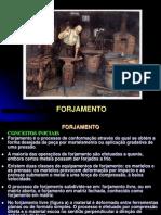 Processos de Fabricação_Forjamento
