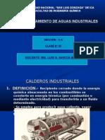 Tratamiento de Aguas Calderos-Industriales