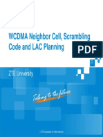 49457512 WPO 10 WCDMA Neighbor Cell Scrambling Code and LAC Planning 47
