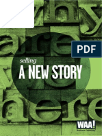 Selling a New Story