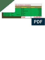 ROH Bills 2014.02.16 to 2014.02.28