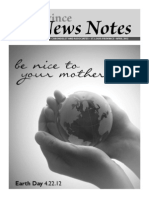 Province News Notes April 2012