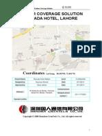 Ramada Hotel Multan Report