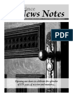 Province News Notes September 2011