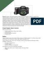 makalah fisika-kamera