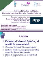 Cobertura Universal Efectiva en México