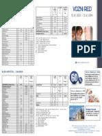 Zagreb Budapest Zagreb timetable