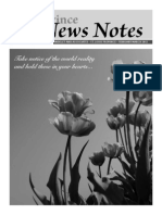 Province News Notes February/March 2012