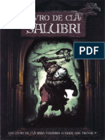 Vampiro Idade Das Trevas Livro Do Cla Salubri