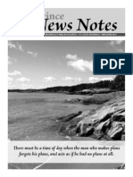 Province News Notes May/June 2011