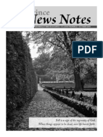 Province News Notes October 2010