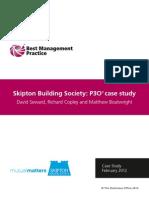 Skipton P30 Case Study Feb 2012